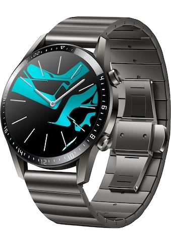 Huawei Smartwatch »Watch GT 2 Elite«, (RTOS 24 Monate Herstellergarantie) kaufen