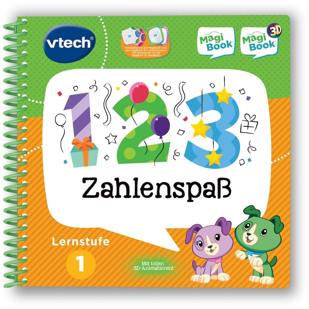 Vtech® Buch »MagiBook Lernstufe 1 - Zahlenspaß«