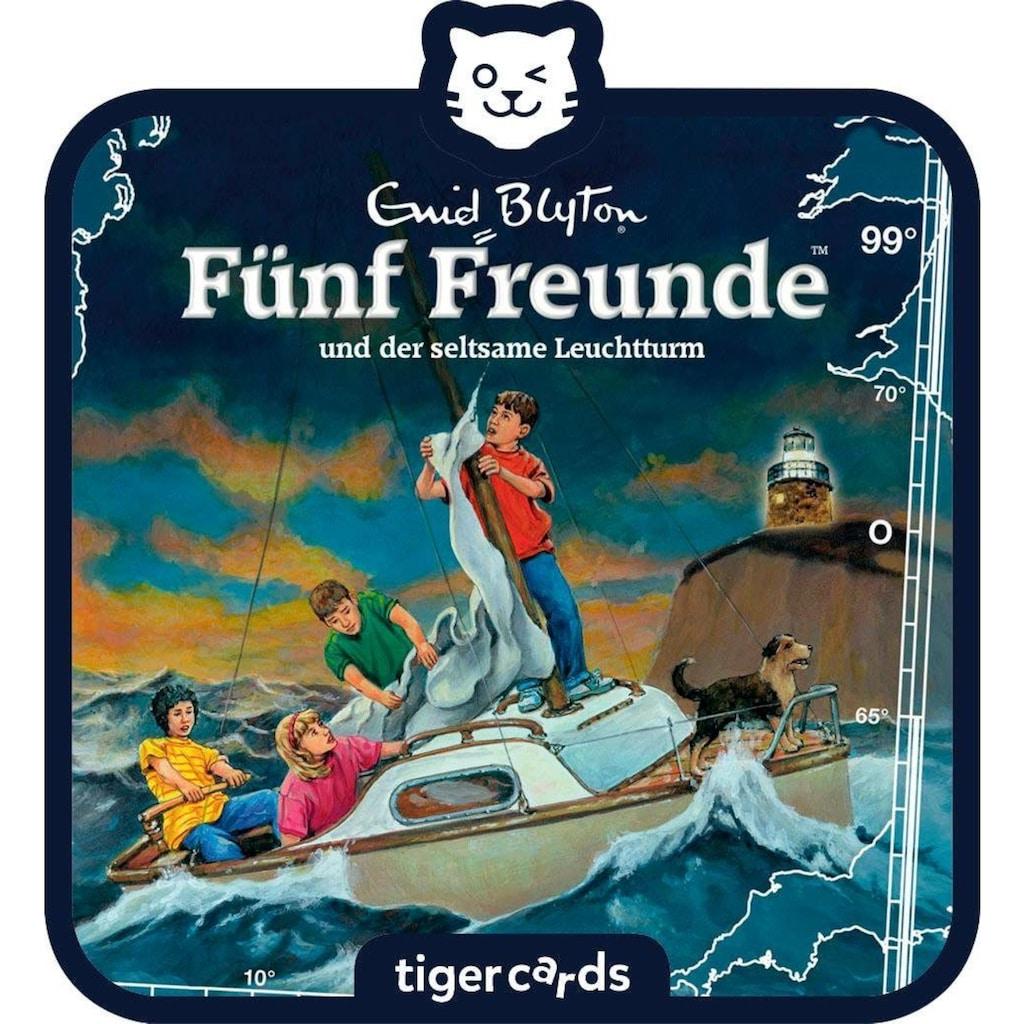 tigerbox Hörspiel »Fünf Freunde und der seltsame Leuchtturm«
