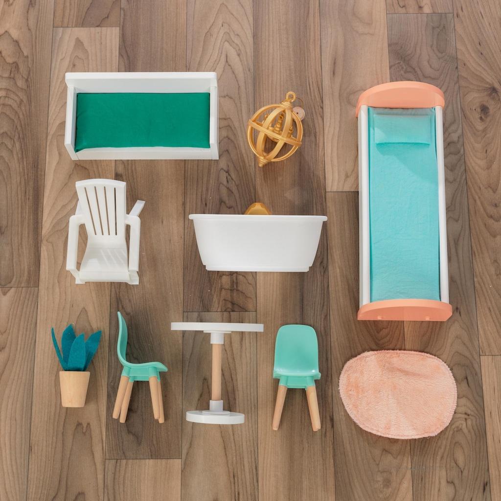 KidKraft® Puppenhaus »Emily«, inklusive Möbel