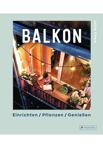 Buch »Balkon. Einrichten - Pflanzen - Genießen / Lotte Coers« kaufen