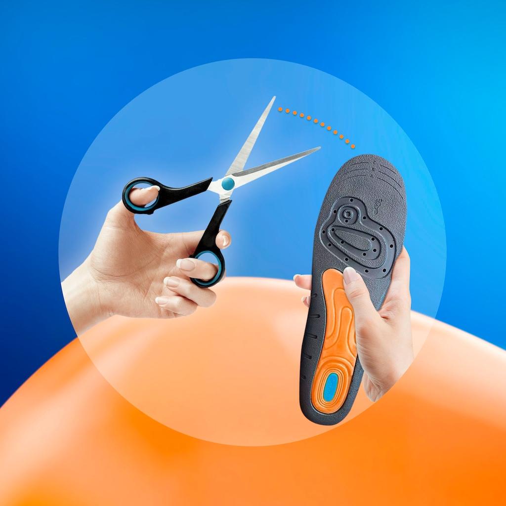 Scholl Gelsohlen »GelActiv Work«, für Männer, passend für Schuhgrößen 40 bis 46,5