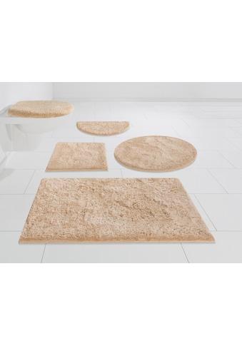 my home Badematte »Jos«, Höhe 22 mm, Pastell kaufen
