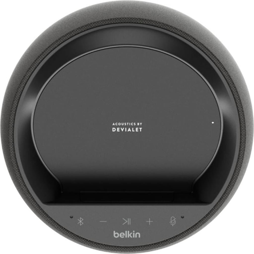 Belkin Smart Speaker »Soundform Elite«, Alexa-Sprachsteuerung