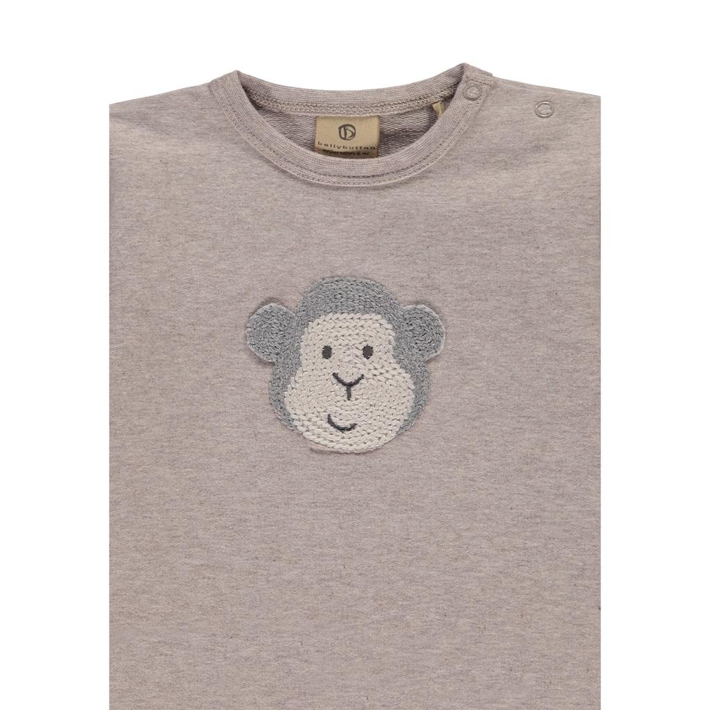 Bellybutton Sweatshirt, Schulterverschluß