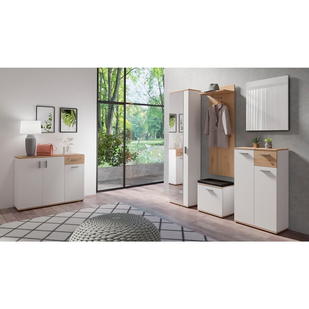 Homexperts Garderoben-Set »Justus«, (Set, 3 St.)