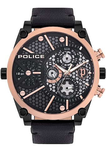 Police Quarzuhr »VIGOR, PL15381JSBR.61« kaufen