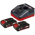 EINHELL Akku-Bohrschrauber »TE-CD 18/40 Li«, Power X-Change, 18 V