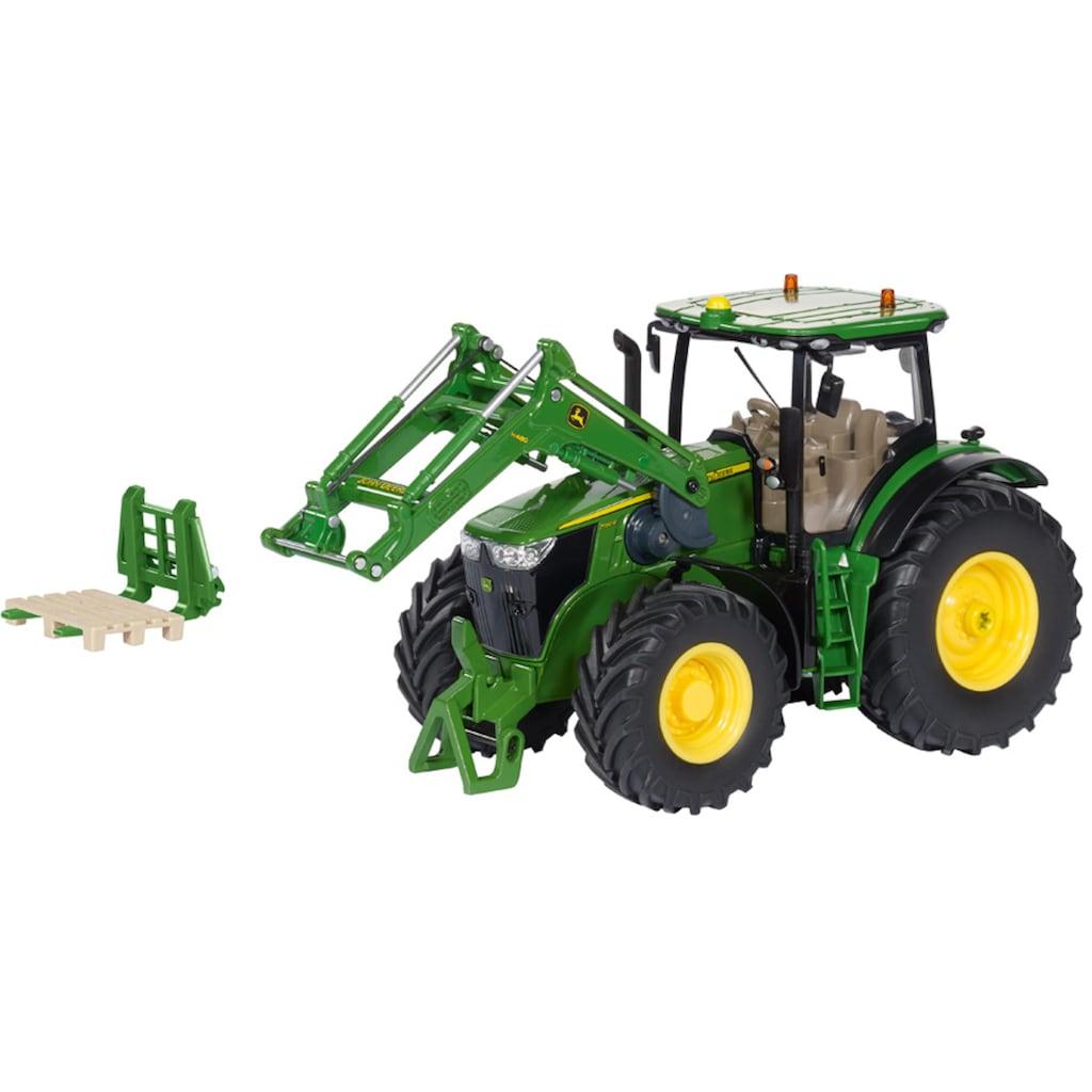 Siku RC-Traktor »SIKU Control, John Deere 7310R mit Frontlader«, inkl. Bluetooth App-Steuerung