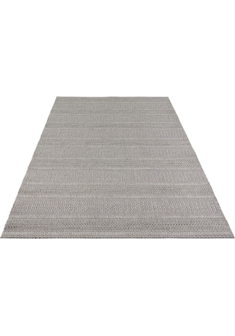 ELLE DECORATION Teppich »Arras«, rechteckig, 8 mm Höhe, Flachgewebe, In- und Outdoor... kaufen