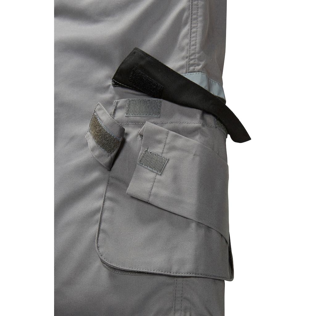 Arbeitsshorts »Pull mar«, mit Reflexeinsatz