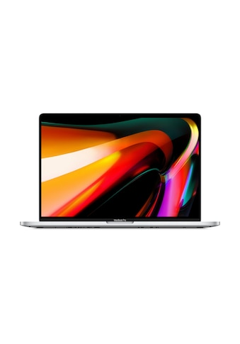 "Apple MacBook Pro 16"" Retina »40,6 cm (16"") Intel Core, SSD, DDR4 SDRAM« kaufen"