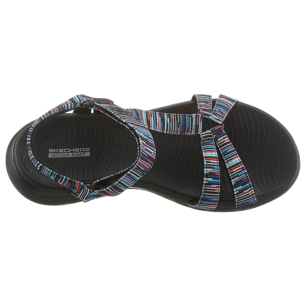 Skechers Sandale »On-the-Go 600«, mit Goga Mat Technology