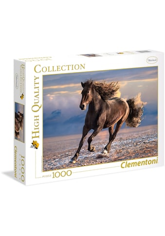 Clementoni® Puzzle »High Quality Collection - Wildpferd«, Made in Europe kaufen