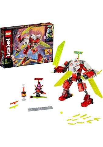 LEGO® Konstruktionsspielsteine »Kais Mech Jet (71707), LEGO® NINJAGO®«, (217 St.),... kaufen