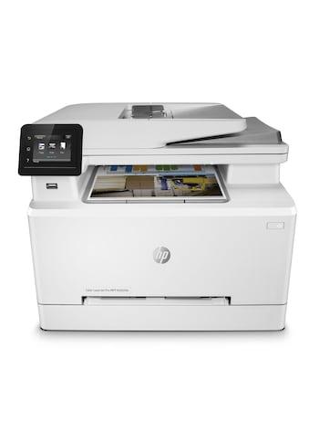 HP Color LaserJet Pro MFP M283fdn »Drucken, Kopieren, Scannen, Faxen« kaufen