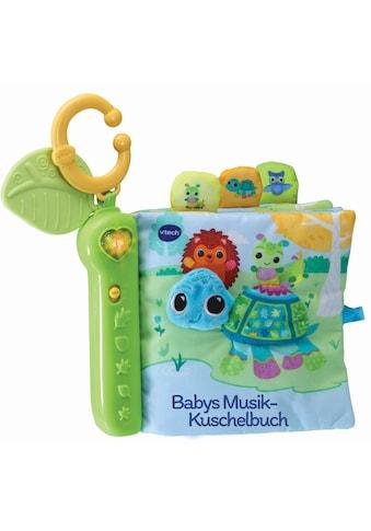 Vtech® Buch »Babys Musik-Kuschelbuch«, mit Soundfunktion kaufen