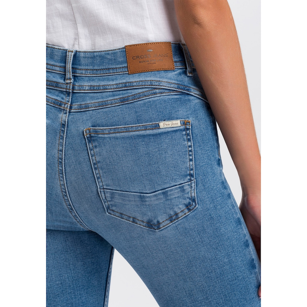 Cross Jeans® Ankle-Jeans »Judy«, Schmale Ankle-Form