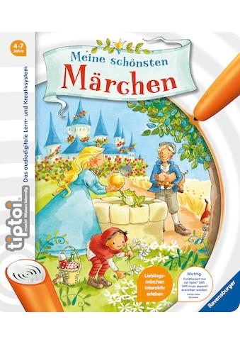 Buch tiptoi® Meine schönsten Märchen / Anja Kiel; Carola Sturm kaufen