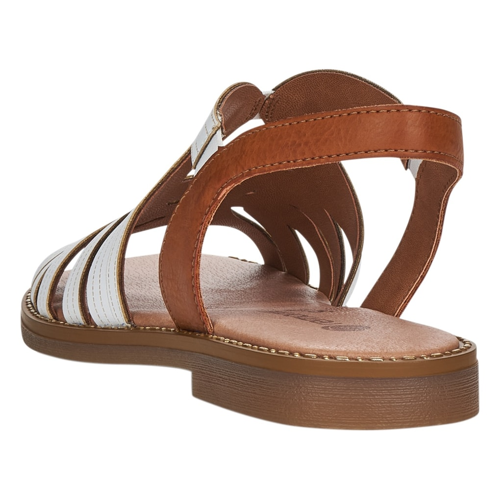 Remonte Sandale, mit gepolsterter Innensohle