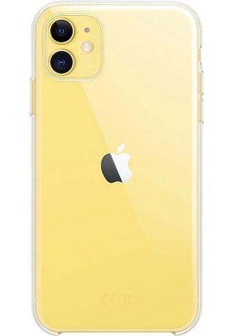Apple Smartphone-Hülle »iPhone 11 Pro Clear Case«, iPhone 11 Pro kaufen