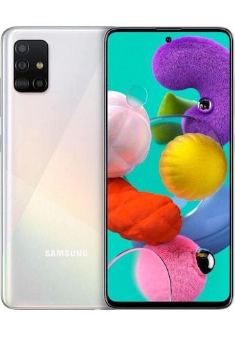 """Samsung Smartphone »Galaxy A51«, (16,4 cm/6,5 """", 128 GB Speicherplatz, 48 MP Kamera) kaufen"""
