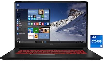 MSI Gaming-Notebook »Katana GF76 11UC-083«, (512 GB SSD) kaufen