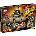LEGO® Konstruktionsspielsteine »Zanes Mino-Monster (71719), LEGO® NINJAGO®«, (616 St.), auch als Brettspiel verwendbar, Made in Europe