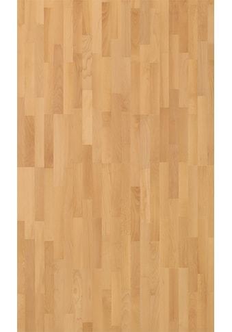 PARADOR Parkett »Classic 3060 Natur  -  Buche, lackiert«, 2200 x 185 mm, Stärke: 13 mm, 3,66 m² kaufen
