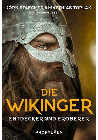 Buch »Die Wikinger / Jörn Staecker, Matthias Toplak« kaufen