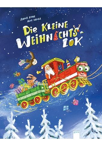 Buch »Die kleine Weihnachtslok / Anna Ruhe, Igor Lange« kaufen