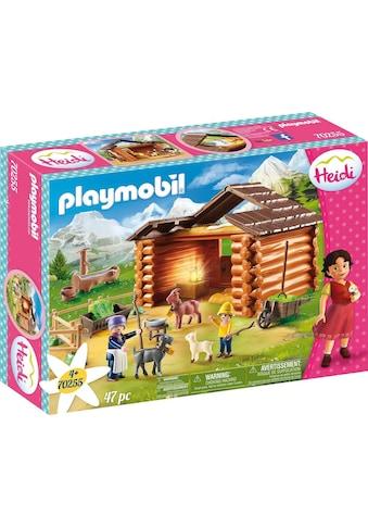 "Playmobil® Konstruktions - Spielset ""Peters Ziegenstall (70255), Heidi"", Kunststoff kaufen"