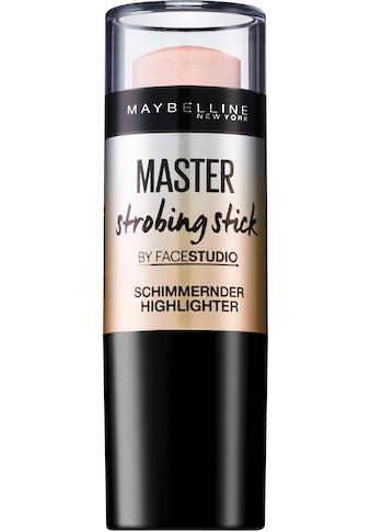 MAYBELLINE NEW YORK Highlighter »Facestudio Strobing Stick« kaufen
