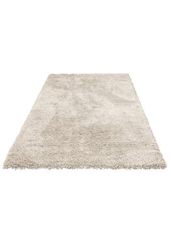 Hochflor - Teppich, »Nexus Shaggy«, merinos, rechteckig, Höhe 55 mm, maschinell gewebt kaufen