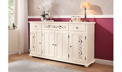 Home affaire Sideboard »Arabeske«, mit schönen dekorativen Fräsungen auf Tür- und... kaufen