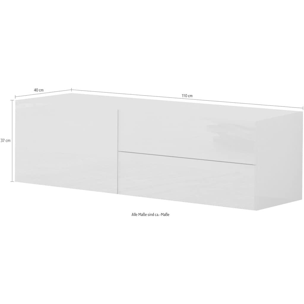 Tecnos Lowboard »Metis«, Breite 110 cm