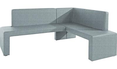Eckbank »Valun«, langer Schenkel 200 cm, verschiedene Qualitäten kaufen
