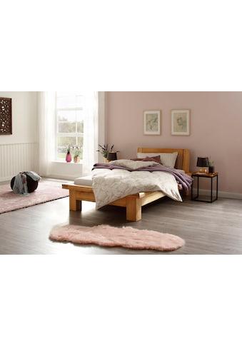 Holzzone Bett »Cindy«, vegan kaufen