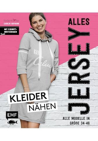 Buch »Alles Jersey - Kleider nähen / Carolin Hofmann« kaufen