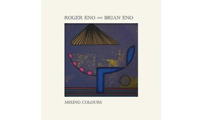 Vinyl »Mixing Colours / Eno,Brian/Eno,Roger« kaufen