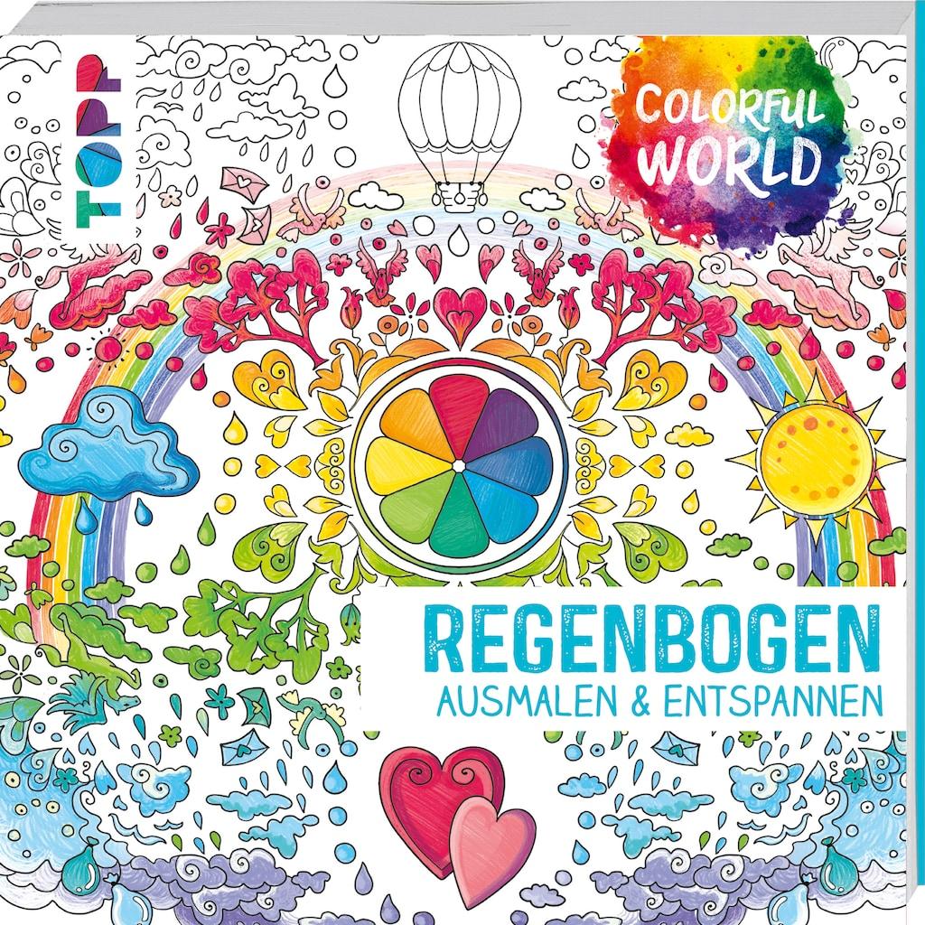 Buch »Colorful World - Regenbogen / Ursula Schwab«