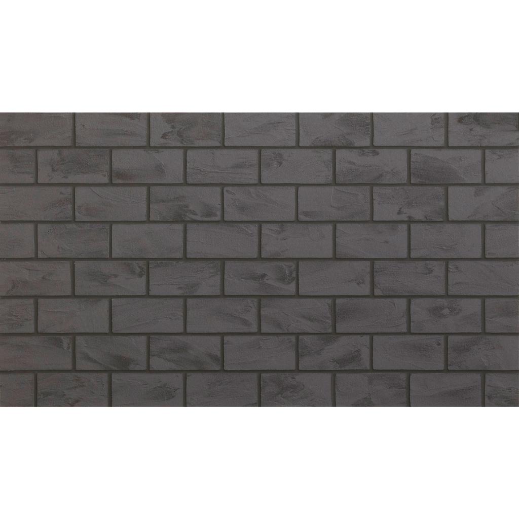 ELASTOLITH Verblender »Madagaskar Sockel«, grau, für Außen- und Innenbereich, 1 m²