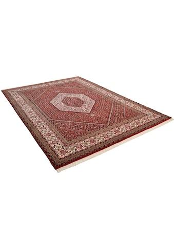 THEKO Orientteppich »Sirsa Seta«, rechteckig, 12 mm Höhe, Flor aus 20% Seide,... kaufen