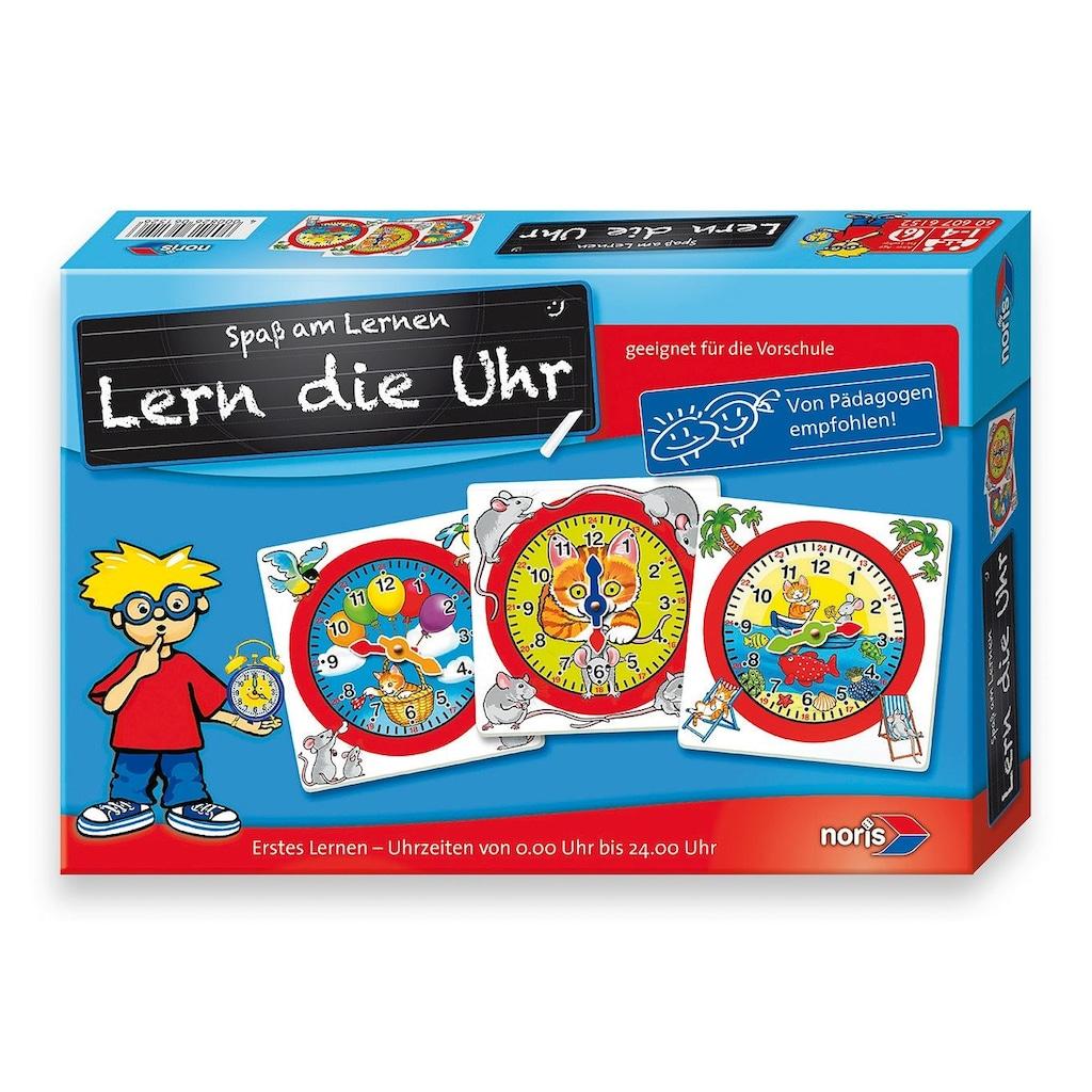 Noris Spiel »Lern die Uhr«