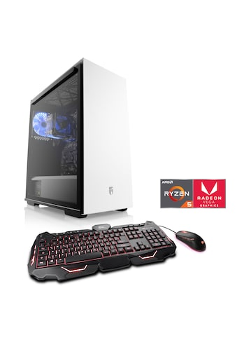 CSL Gaming PC | Ryzen 5 3400G | Vega 11 Grafik | 16GB | 500GB SSD »Sprint T8111 Windows 10 Home« kaufen