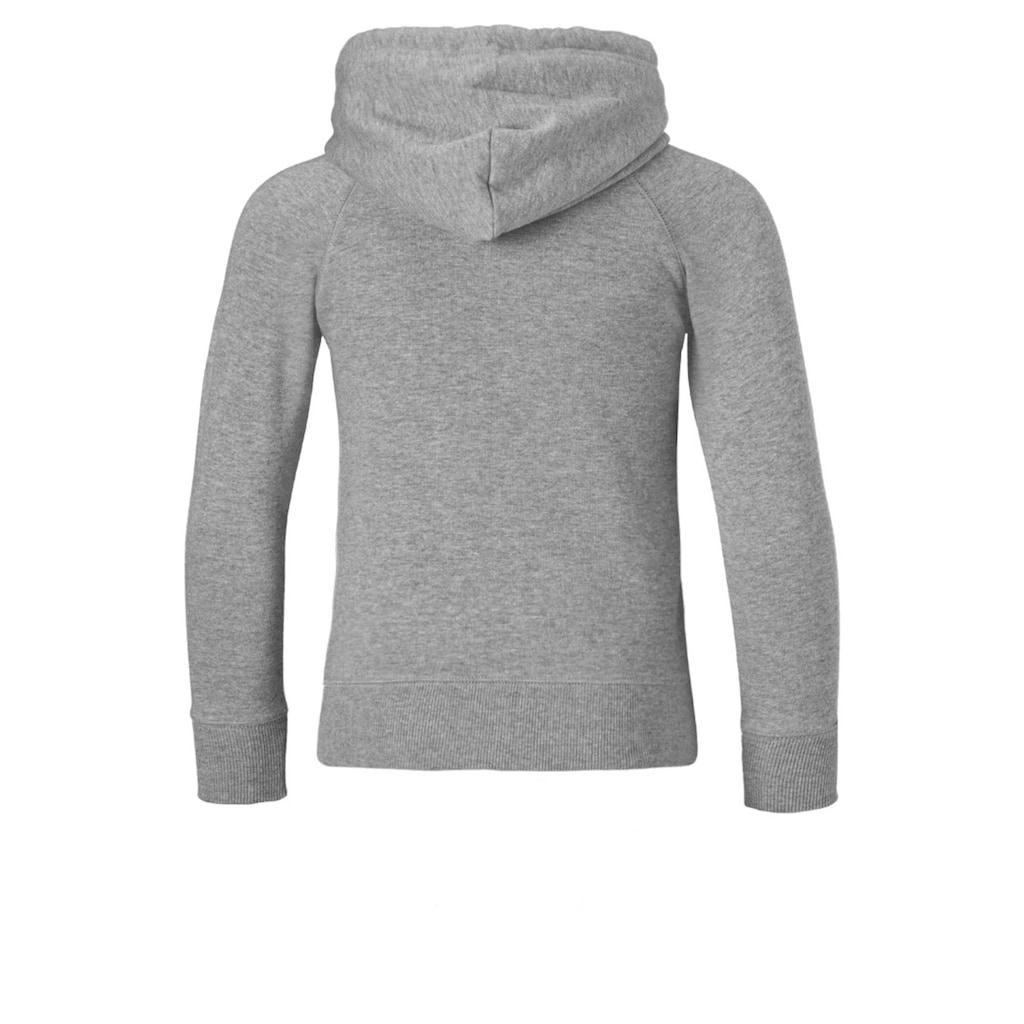 LOGOSHIRT Kapuzensweatshirt mit Der kleine Maulwurf-Frontdruck