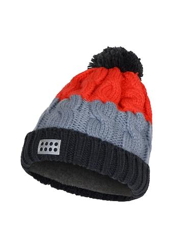 LEGO® Wear Bommelmütze »LWATLIN 712« kaufen