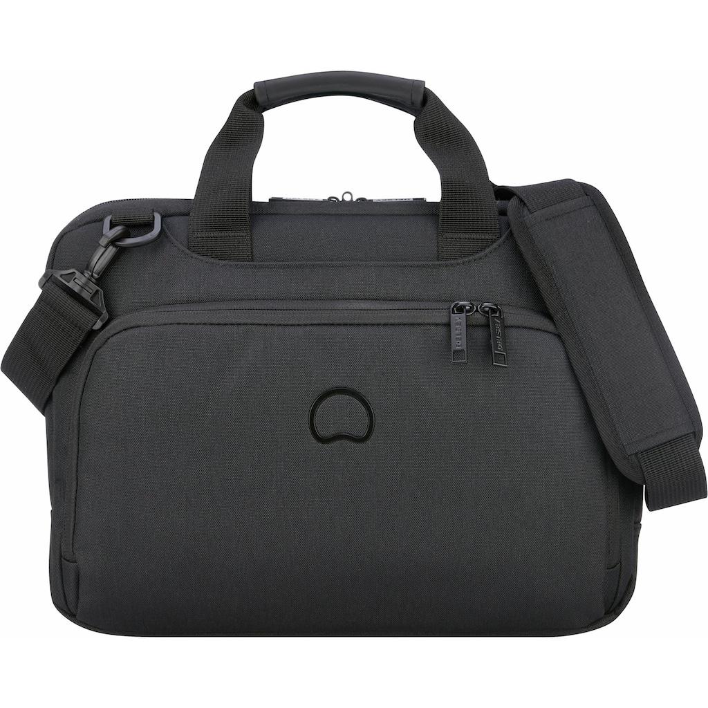 Delsey Aktentasche »Esplanade, 1 Fach, schwarz«, 13,3-Zoll Laptopfach