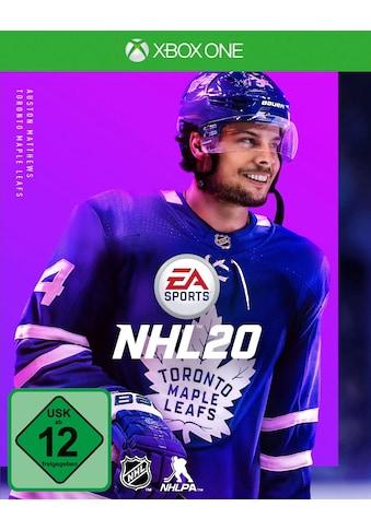 NHL 20 Xbox One kaufen