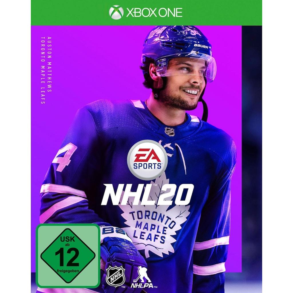 Electronic Arts Spiel »NHL 20«, Xbox One